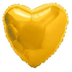balao-coracao-dourado