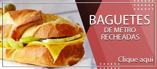 Baguetes Recheadas